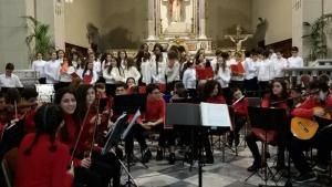 Barcellona Pozzo di Gotto: il Concerto di Natale dell'Orchestra della scuola Bastiano Genovese