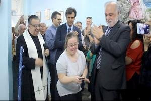 5 giugno ore 10:Terra di Gesù Onlus e  l'Università di Messina spegneranno insieme la prima candelina del Buon Pastore