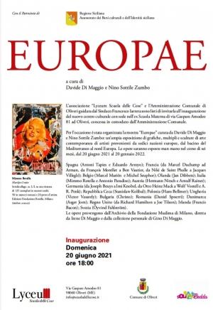 Oliveri: un nuovo centro culturale e una mostra europea di multipli d'arte il 20 giugno