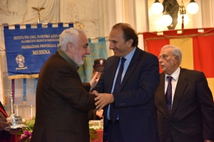 Premio Orione 2019 -  SCRITTORE MARIO FALCONE