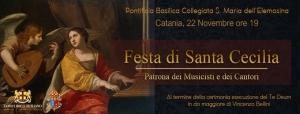 Il Coro Lirico Siciliano promuove la Festa di Santa Cecilia per la prima volta a Catania