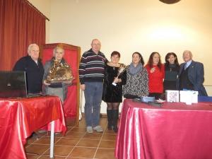 SECONDA EDIZIONE DEL PREMIO FILICUSARTE I poeti premiati a Barcellona Pozzo di Gotto
