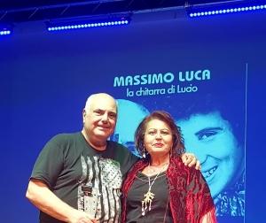 Massimo Luca eccellente arrangiatore delle canzoni di Battisti  al Teatro Savio oggi ore 18.30