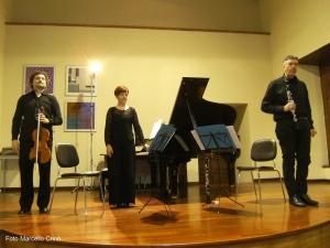 Barcellona Pozzo di Gotto: il Trio Friedrich per i concerti dell'Associazione Mandanici
