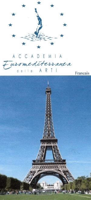 Mostra d'arte a Parigi per 6 italiani 4 francesi ed una francese di origine iraniana