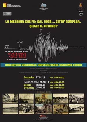 Evento biblioteca regionale Messina-- domenica 27 gennaio 2019, ore 10