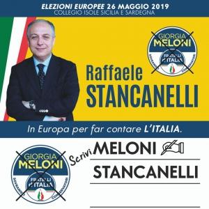 Invito al voto.  Sen. Raffaele Stancanelli