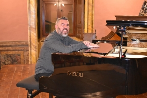 Direttore Artistico del Taormina Opera Stars, Davide Dellisanti, per il Festival che 18 -25 agosto Teatro Antico  di Taormina
