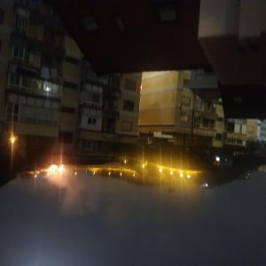 Incendio a Messina in Via Noviziato Casazza alta.