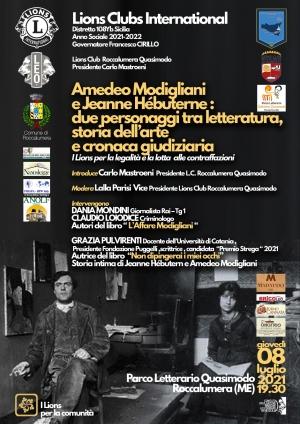 A Castelmola per ascoltare ...Modigliani