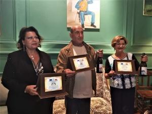 L'Accademia Euromediterranea delle Arti a Bruxelles  premia l'imprenditoria siciliana Grand Prix Excellence Bruxelles al siciliano  Giurba. L'evento nell'ambito di una mostra di opere d'arte di pittori italiani nella capitale europea