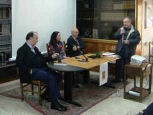 Barcellona Pozzo di Gotto: alla Corda Fratres presentato il libro di Vincenzo Caruso sul caso Ercolessi, la spia dei francesi