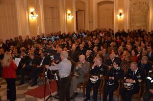 2018 - 6 dicembre: CONCLUSASI LA CERIMONIA DI CONSEGNA DEL PREMIO ORIONE 2018.