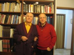 """MESSINA PERDE """"IL SUO GRANDE BIBLIOTECARIO"""" Giuseppe Salemi nel ricordo di Enzo Caruso"""