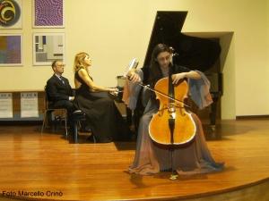 Barcellona Pozzo di Gotto: consegnato alla violoncellista Giulia Strano il Premio Michele Giamboi