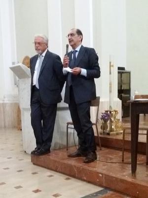 """Barcellona Pozzo di Gotto: l'incontro dei gruppi di """"Visillanti"""" del Venerdì Santo promosso dalla Genius Loci"""