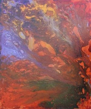 Si è svolto con successo a Messina il vernissage della mostra dell'artista Enzo Napolitano fondatore del Magmatismo pittorico 21 opere di genere astratto. Il critico Maria Teresa Prestigiacomo ha presentato la mostra
