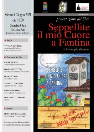 Barcellona Pozzo di Gotto: la Genius Loci presenta due libri, l'uno su Fantina, l'altro su padre Alessio Mandanikiotis