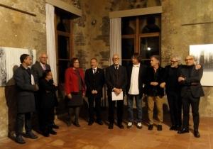 Inaugurazione mostra White Noise Fondazione Mazzullo A Taormina