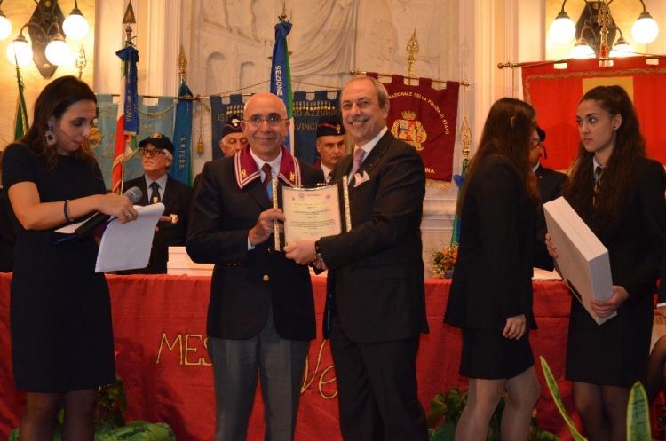 PREMIO SPECIALE ORIONE 2016 - Associazione Nazionale Polizia di Stato di Messina